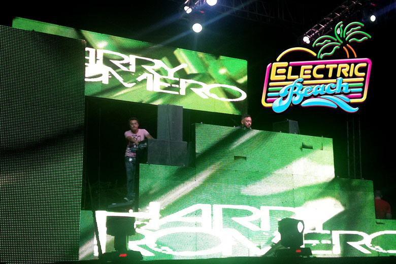 El festival de música electrónica Electric Beach se realizará en Beraka