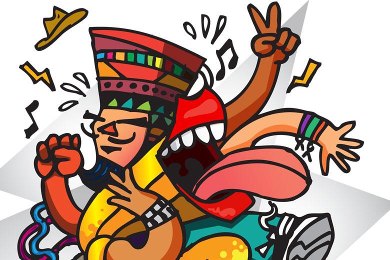 Festival de la Juventud en Cuautla