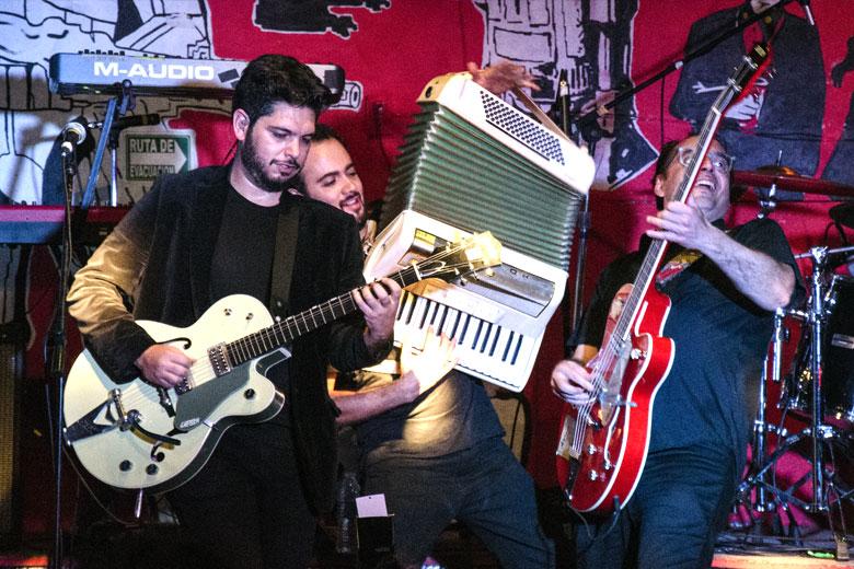 Los Tres de Chile deleitan a Cuernavaca