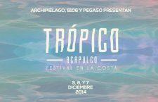 Trópico anuncia su elenco para festivalear en Acapulco