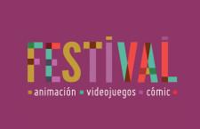FESTIVAL – animación, videojuegos y cómic