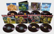 Iron Maiden lanza una nueva edición de sus álbumes en vinilo