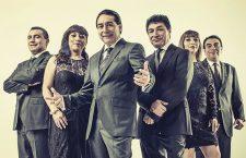 Los Ángeles Azules ofrecen un tributo sabrosón a Cerati