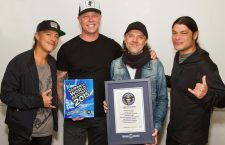 "Metallica entra al libro Guiness con ""Freeze Em All"""