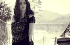 """Lana del Rey está por terminar su nuevo disco """"Honeymoon"""""""
