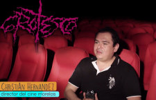 Entrevista Christian Hernández – Director Cine Morelos