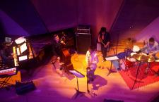 Emiliano Coronel presentó su disco en el 1er Festival de Jazz Morelos 2015