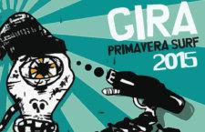 Gira Primavera Surf 2015 en The Pit