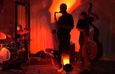 El free jazz de altos vuelos de Antimateria