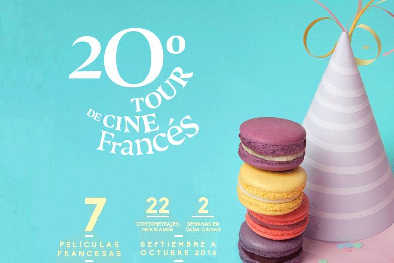 Tour de Cine Francés en Cuernavaca