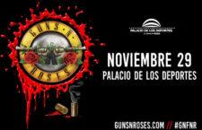Guns N´Roses de nuevo en México