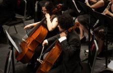 Presentación de la Orquesta Sinfónica del Fuego Nuevo