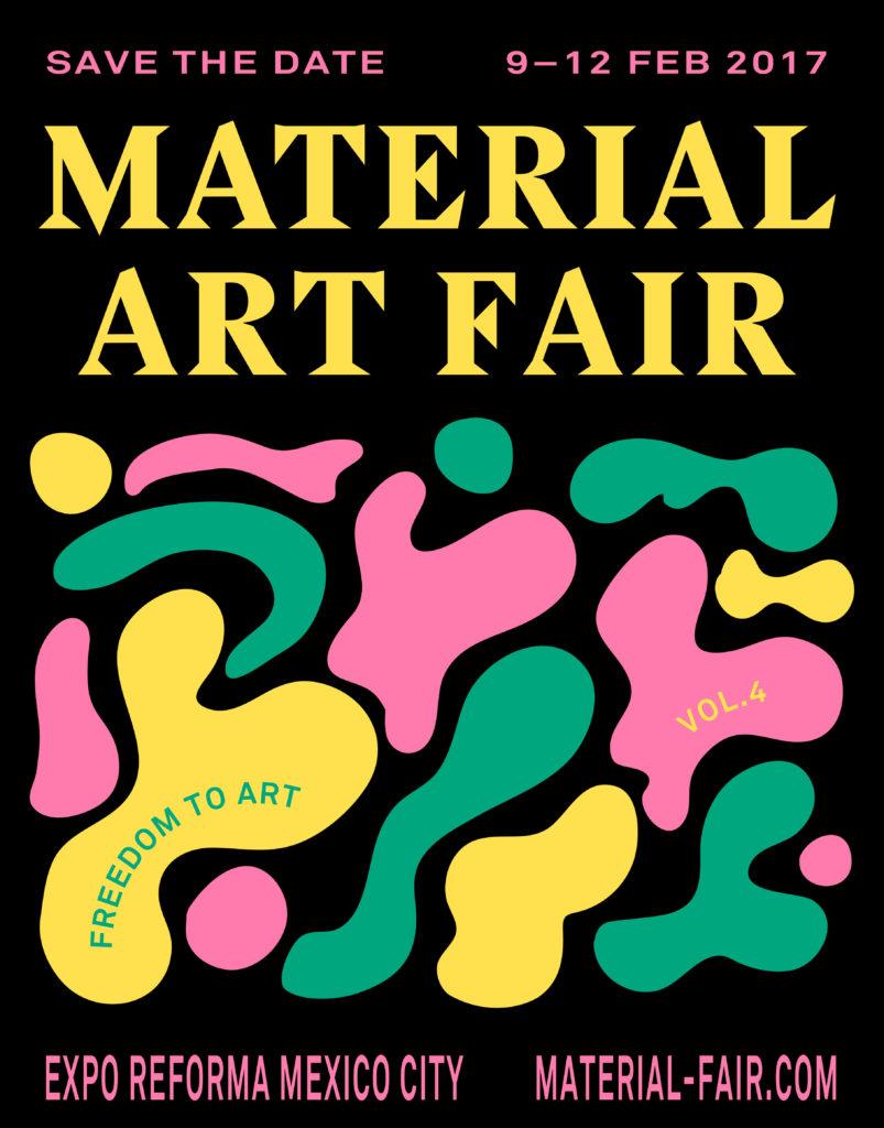 Cuarta edición de Material Art Fair