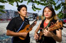 ¡Un viaje musical a través de distintos paisajes!