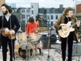 El jueves 30 de enero de 1969, hace 48 años,mientras se encontraban grabando el  álbum Let It Be, el cuarteto,  junto al tecladista Billy Preston (considerado por muchos el quinto del grupo), decidieron cometer la locura de dar un concierto en el techo de un edificio ubicado en la calle Saville Row en pleno Londres.