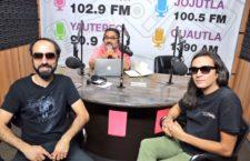 El estreno de Monodram a través de #LaRadioDeMorelos