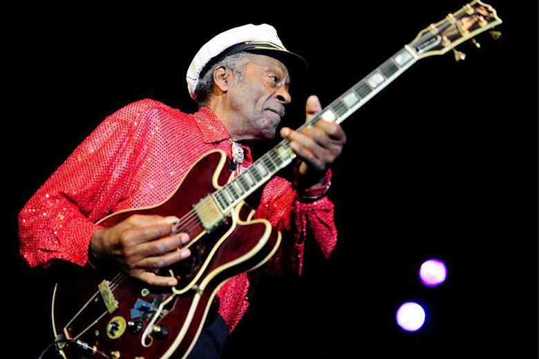 ¡El ícono del Rock and Roll, Chuck Berry regresa!