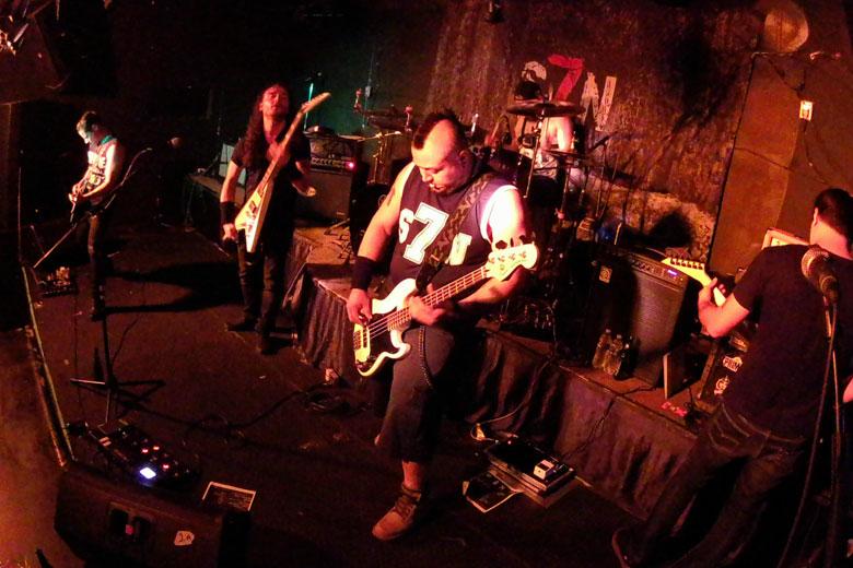 Agora y S7N en the Pit Cuernavaca