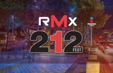 Llega Festival 212 RMX en su 12º edición