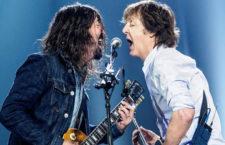 Paul McCartney en el nuevo disco de los Foo Fighters