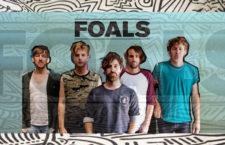 Foals trabaja en nueva producción musical