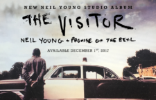 "Neil Young + Promise of the Real lanzan nueva producción discográfica: ""The Visitor"""