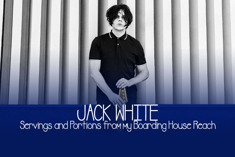 ¿Jack White con próximo álbum?