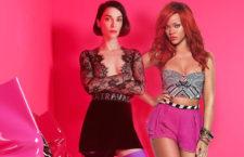 St. Vincent realiza cover de Rihanna